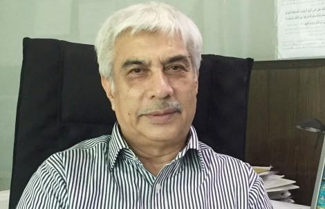 Mr. Iqtidar Alam